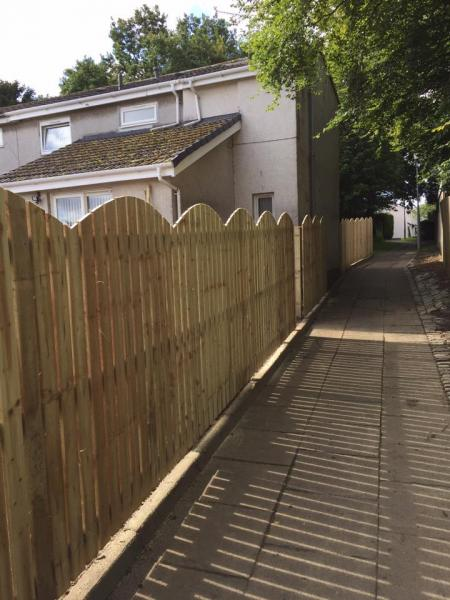 Other Fencing Projects